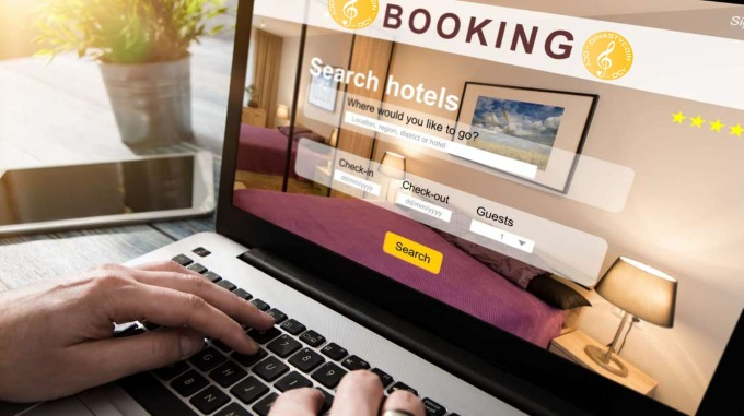 Booking enjoy Italy